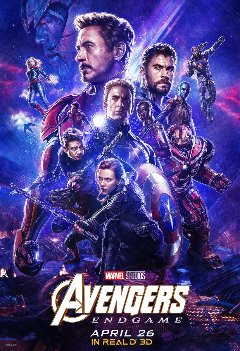 Marvel's Avengers End Game – Movie Review