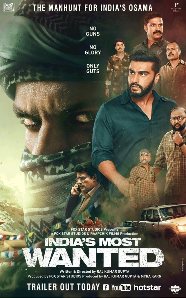 Indias Most Wanted Trailer