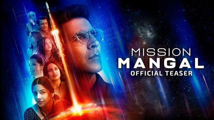 Mission Mangal Teaser