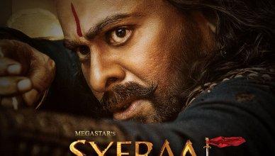 Seyraa Narasimha Reddy Poster