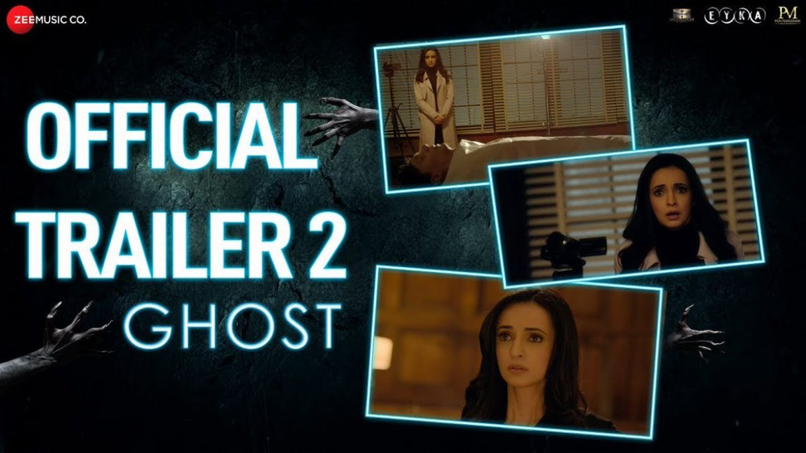 Ghost – Official Trailer 2 | Sanaya Irani, Shivam Bhaargava | Vikram Bhatt | 18th October 2019