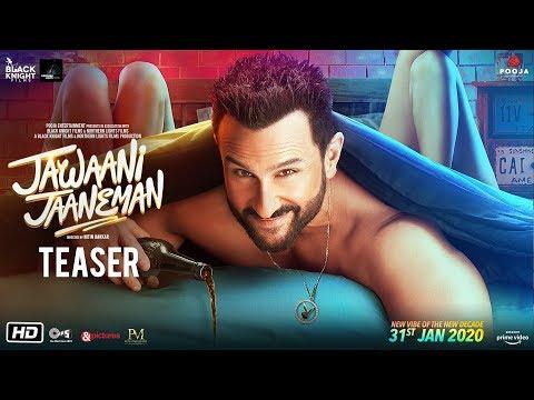 Jawaani Jaaneman Teaser