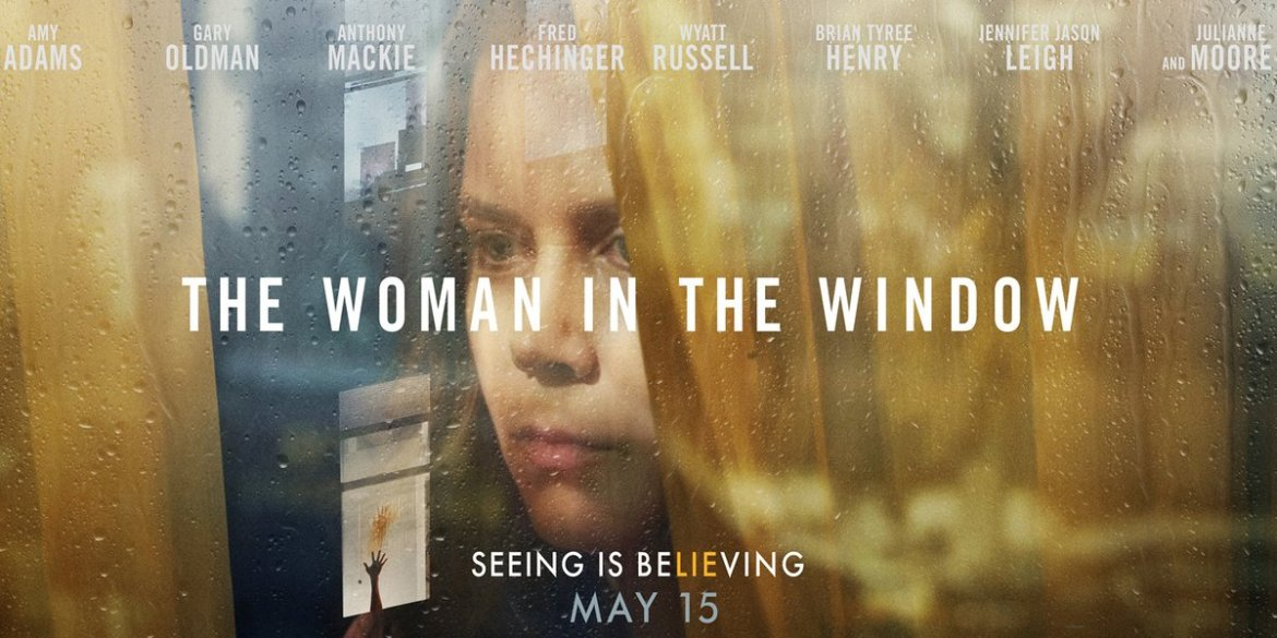 The Woman in the Window | Official Trailer | 20th Century FOX | Amy Adams