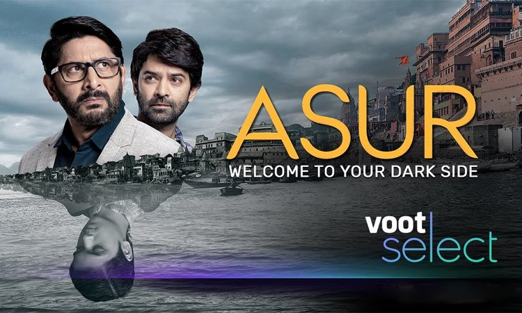 This Indian webseries is getting a huge acclaim from viewers all over – ASUR