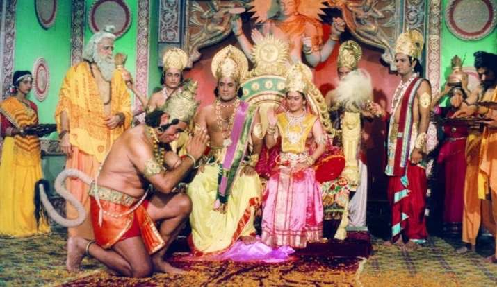 On public demand the Ramayan will air on Doordarshan again