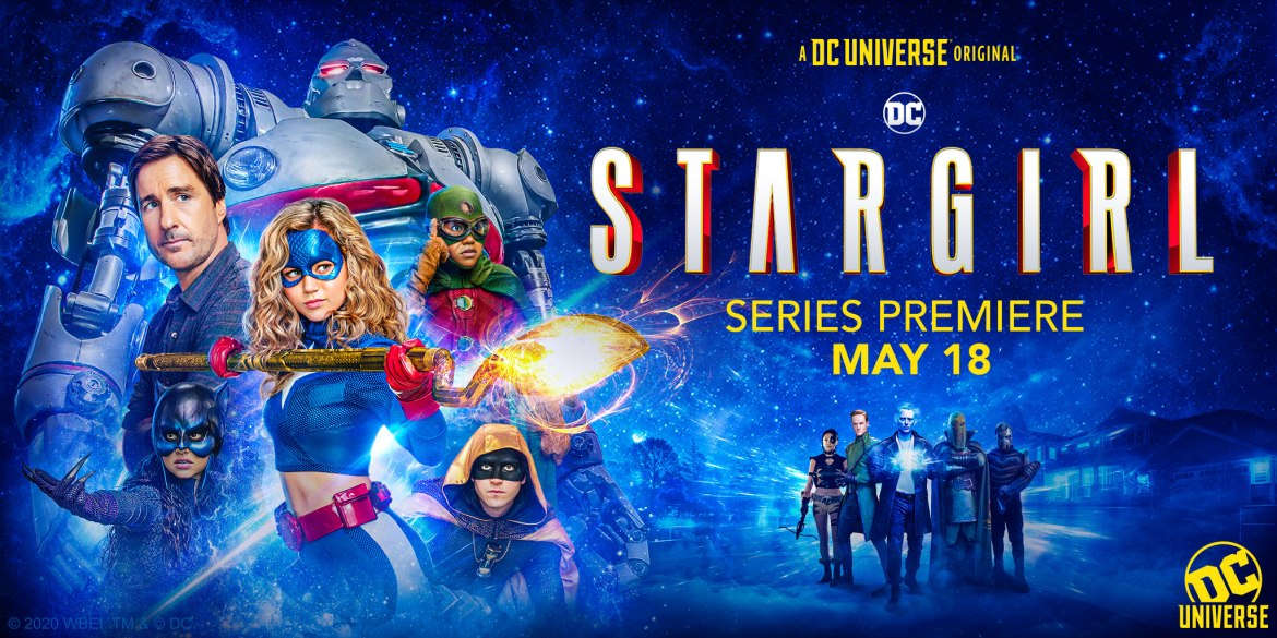 "Stargirl (The CW) ""Destiny"" Trailer HD – Superhero series"