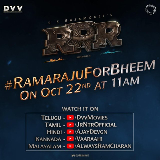 ramaraju for bheem