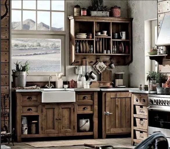 Le cucine industriali di Dialma Brown