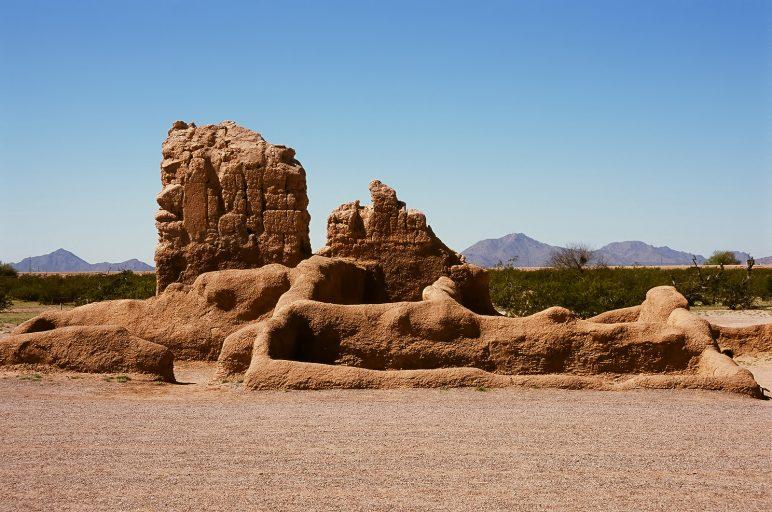 The Hohokam People Ancient Arizona Farmers