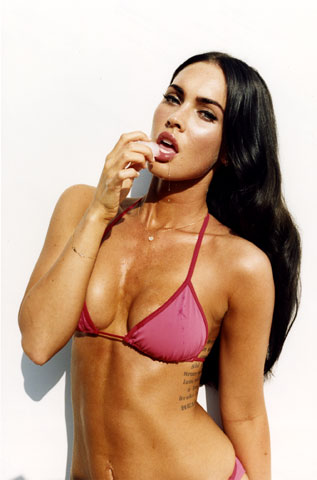 Megan Fox in GQ Magazine October 2008