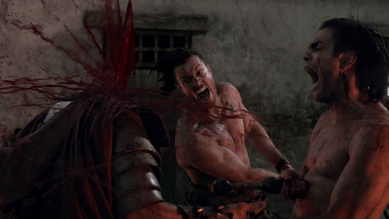 Spartacus Blood and Sand Kill Them All High Resolution