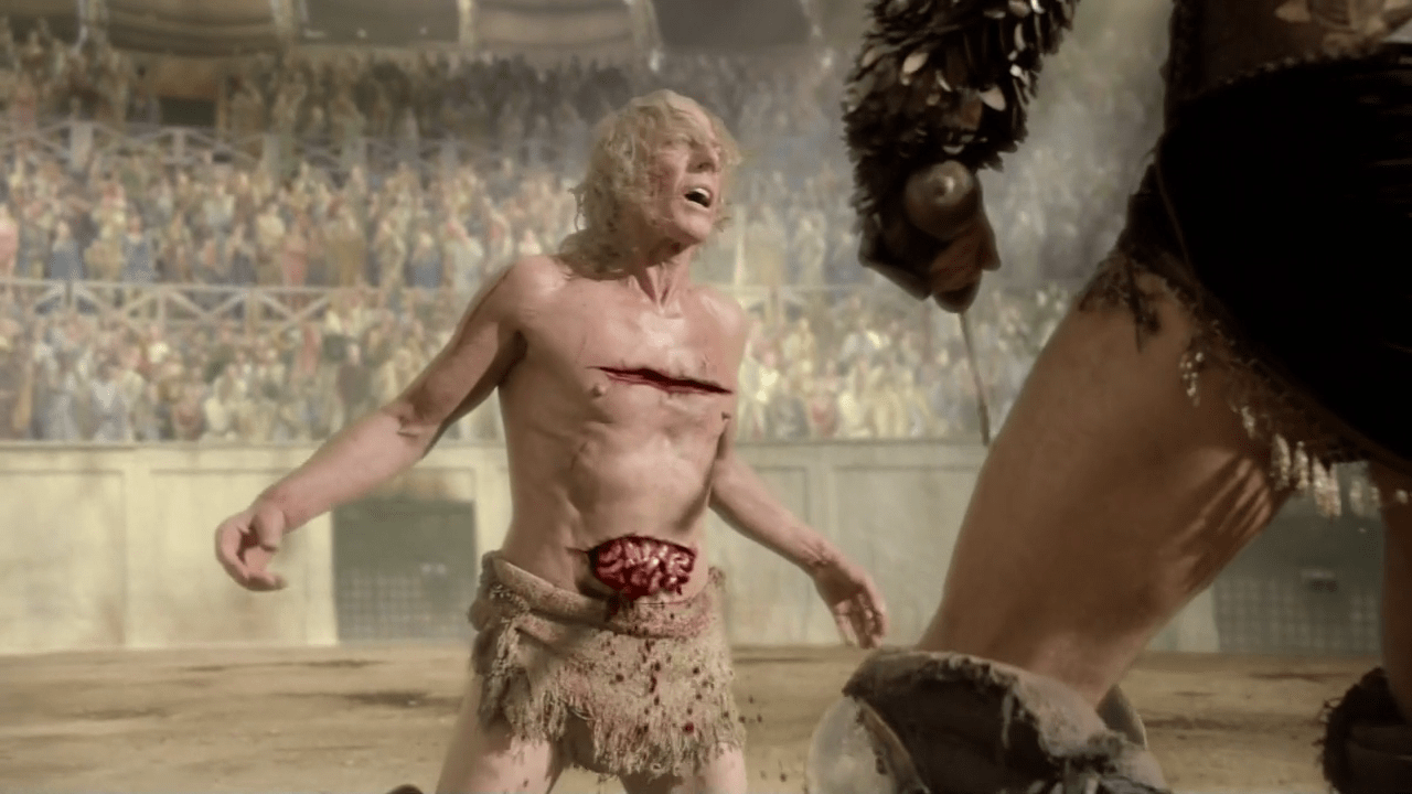 Spartacus Blood and Sand Revelations High Resolution