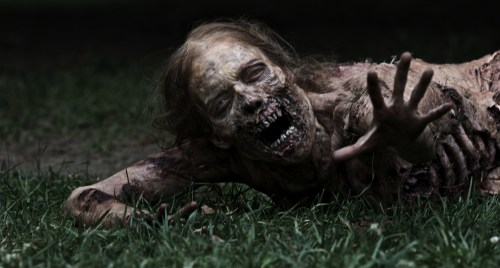 The Walking Dead First Production Photo