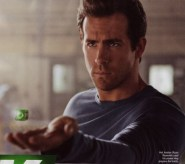 Ryan Reynolds, floating ring, Green Lantern 2011