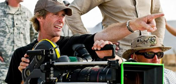 Transformers 3 Michael Bay Pace 3D Cameras