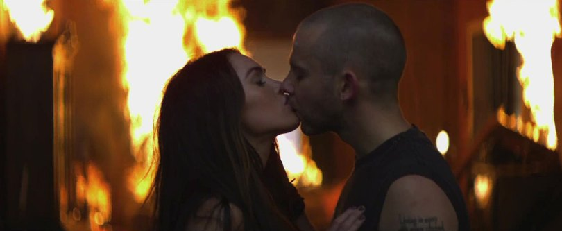 Megan Fox, Love The Way You Lie, Eminem, Rihanna 13