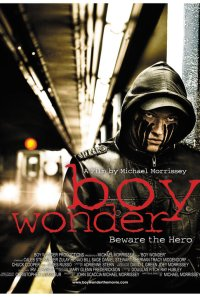 Boy Wonder, 2010 Movie Poster