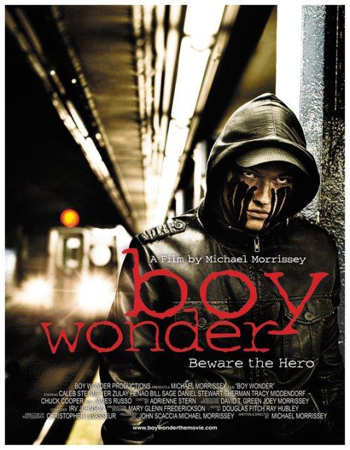 Boy Wonder, 2010 Movie Poster