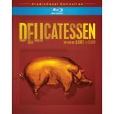 Delicatessen, Blu-ray