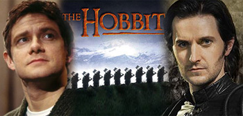 The Hobbit 2012-2013, First Casting, Header
