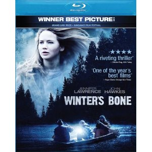 Winter's Bone, Blu-ray Cover