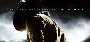 Cowboys & Aliens, 2011, Movie Poster header