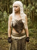 Emilia Clarke, Game of Thrones, 2010, 01