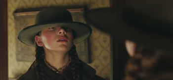 Hailee Steinfeld, True Grit, EW Interview, Header