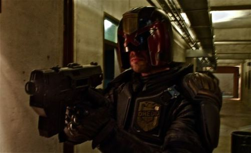 Karl Urban, Judge Dredd, Dredd, 2012