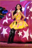 Katy Perry, Victoria's Secret Fashion Show 2010, Yellow Dress, 01