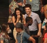 Kristen Stewart, Robert Pattinson, The Twilight Saga, Breaking Dawn, Rio de Janiero, Brazil Set, photo 7