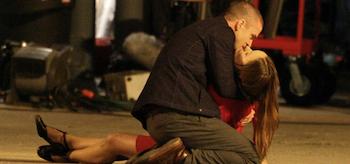Olivia Wilde, Justin Timberlake, Now, 2011, Set, header