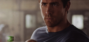 Ryan Reynolds, Floating Ring, Green Lantern 2011 header