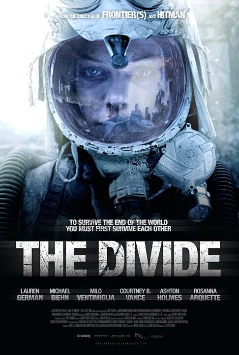 The Divide, 2011, Movie Poster