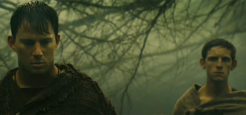 The Eagle 2010, Channing Tatum, Jamie Bell, Movie Trailer header