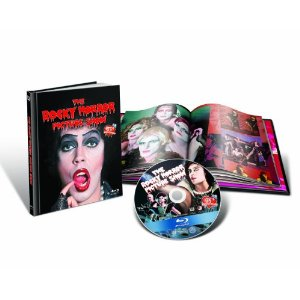 The Rocky Horror Picture Show (35th Anniversary Edition) Blu-ray Cover