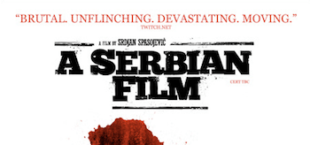 A Serbian Film (Srpski Film) Movie Poster header