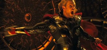 Thor 2011 Movie Trailer Kenneth Branagh Chris Hemsworth Natalie Portman Filmbook