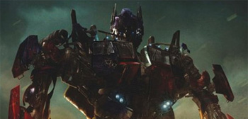 Transformers: Dark of the Moon, Promo, Teaser, Movie Poster, Optimus Prime, header