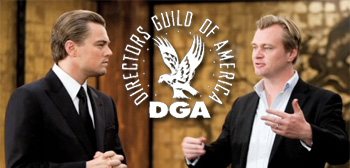 Christopher Nolan, Leonardo Dicaprio, Inception
