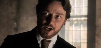 James McAvoy, The Conspirator
