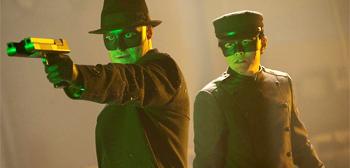 Seth Rogen, Jay Chou, Green Hornet