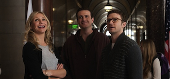 Cameron Diaz, Justin Timberlake, Jason Segel, Bad Teacher
