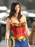 Adrianne Palicki, Costume, Wonder Woman 2011 Set, 04
