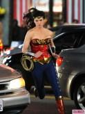 Adrianne Palicki, Costume, Wonder Woman 2011 Set, 08