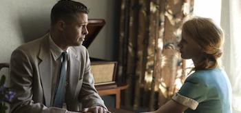 Brad Pitt, Jessica Chastain, The Tree of Life, 02