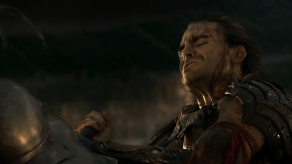 Dustin Clare, Spartacus: Gods of the Arena, The Bitter End, 12