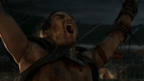 Dustin Clare, Spartacus: Gods of the Arena, The Bitter End, 13