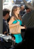 Elizabeth Hurley, Wonder Woman, 2011 Set, 02