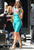 Elizabeth Hurley, Wonder Woman, 2011 Set, 10
